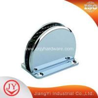 Cheap Wall Mount 90 Degree Glass Clamp Hinges for sale