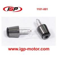 Buy cheap CNC Aluminum Motorcycle Handlebar Ends Weights Plugs Chinese Supplier 1101-001 from wholesalers