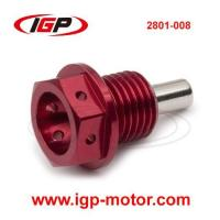 Buy cheap Aluminum Honda CBR600 RR Magnetic Oil Sump Plug Bolt Chinese Supplier 2801-008 from wholesalers