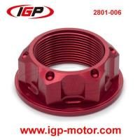 Buy cheap Aluminum Honda CBR900 RR Steering Stem Top Head Nut Chinese Supplier 2801-006 from wholesalers