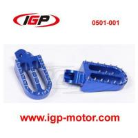 Cheap CNC Aluminum Motorcycle Footrest Foot Pegs Footpegs 0501-001 Chinese Supplier for sale