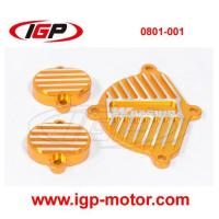 Buy cheap Yinxiang150 Aluminum Engine Side Cover Cylinder Head Cover Chinese Supplier 0801-001 from wholesalers