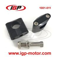 Buy cheap Universal CNC Aluminum Motorcycle Handlebar Risers 1001-011 Chinese Supplier from wholesalers