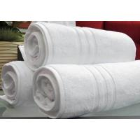 Cheap Pure white Spa towel for sale