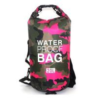 Buy cheap Camouflage Storage Dry Bag With Shoulder Strap from wholesalers