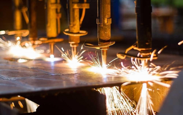 China sheet metal worker for welding fabrication