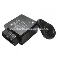 Cheap OBD2 gps car tracker with android IOS Apps for sale