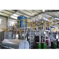 Cheap Continuous Tyre /Plastic Pyrolysis Technology Process for sale