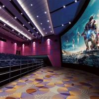 Buy cheap Custom New Fashion Design Nylon Cinema Movie Theater Axminster Carpet from wholesalers