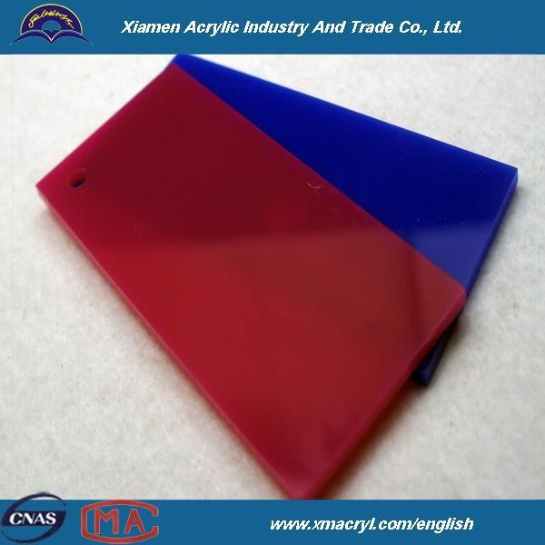 Quality acrylic sheet Thick square PMMA acrylic material antistatic acrylic sheet wholesale