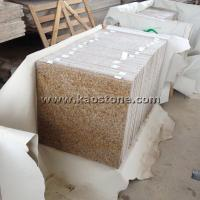 Cheap Granite Polished G682 Yellow Granite For Flooring Tiles/Slab/Countertop/Wall Cladding for sale