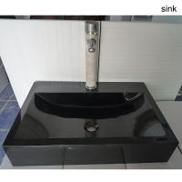 Cheap Marble Polished Nature Granite Marble Stone Bathroom Basin And Sink for sale