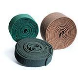 China Non-Woven Abrasive Rolls on sale