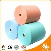 Cheap High Quality Cheap Price Kitchen Nonwoven Jumbo Rolls for sale