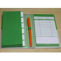 Buy cheap Paper Organ File Folder with write note from wholesalers