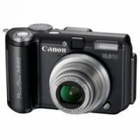 China Canon PowerShot A640 10MP Digital Camera on sale